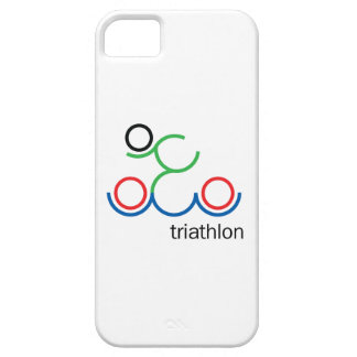 A great Triathlon gift for your friend or family Barely There iPhone 5 Case
