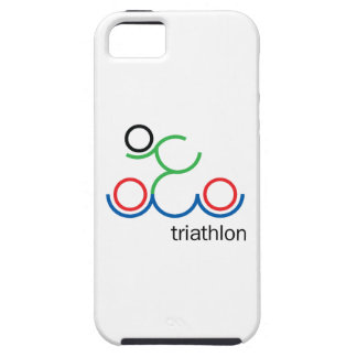 A great Triathlon gift for your friend or family Case For The iPhone 5