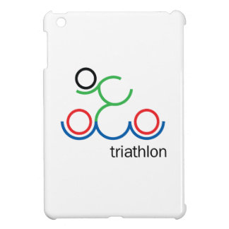 A great Triathlon gift for your friend or family iPad Mini Case