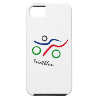 A great Triathlon gift for your friend or family iPhone 5 Cases