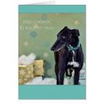 A Greys holiday Greeting Card