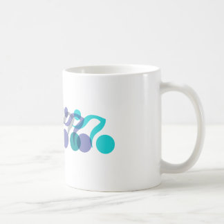 A group of riders mugs