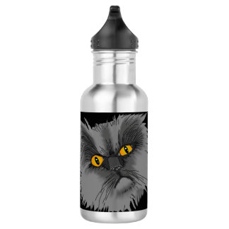 A Grumpy Cat 532 Ml Water Bottle