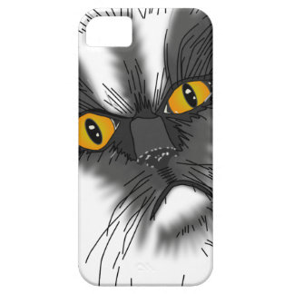 A Grumpy Cat not all here Case For The iPhone 5