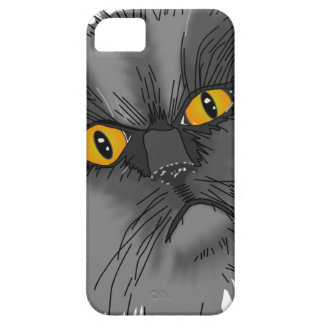 A Grumpy Cat vector Case For The iPhone 5