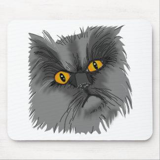 A Grumpy Cat vector Mouse Pad