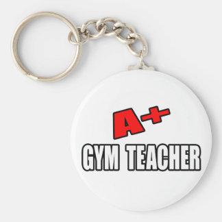 A+ Gym Teacher Keychain