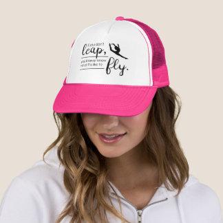 A Gymnast/ Dancer 's Inspirational Hat