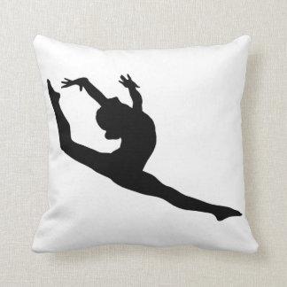 A Gymnast/ Dancer 's Pillow