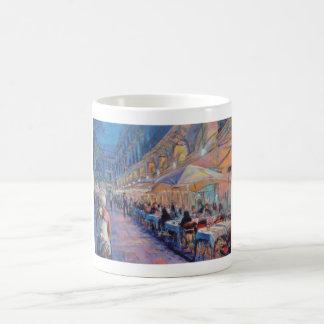 A gypsy girl in town coffee mug