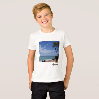 A hairy day at the beach T-Shirt