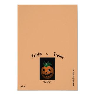 a Halloween invite