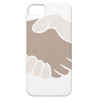 A Handshake Is Good iPhone 5 Cover