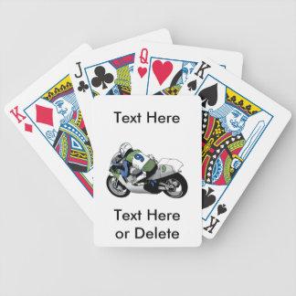 A Handshake Is Good Poker Deck