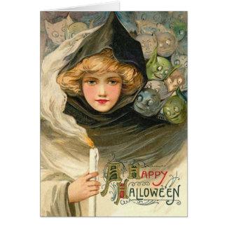 A Happy Halloween Card
