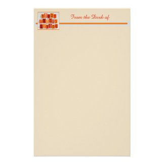 A Happy Thanksgiving Stationery