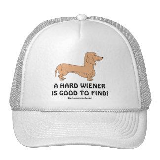 A Hard Wiener Is Good To Find! Hat