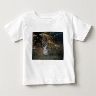 A Haunted Tale in Dahlonega Baby T-Shirt