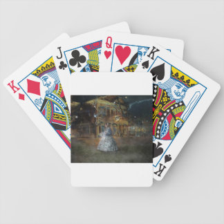 A Haunted Tale in Dahlonega Bicycle Playing Cards
