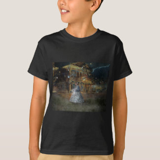 A Haunted Tale in Dahlonega T-Shirt