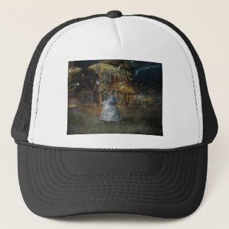 A Haunted Tale in Dahlonega Trucker Hat
