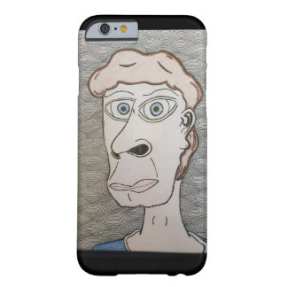 A Head iPhone case Barely There iPhone 6 Case