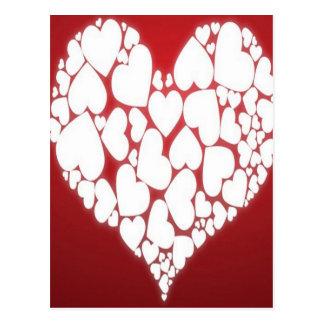 A Heart Full Of Love Postcard