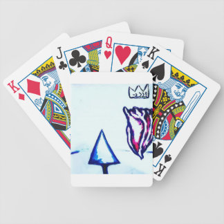 A Heart's Victory by Luminosity Bicycle Playing Cards