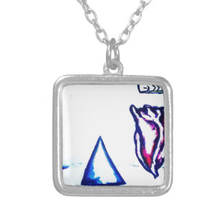 A Heart's Victory by Luminosity Silver Plated Necklace