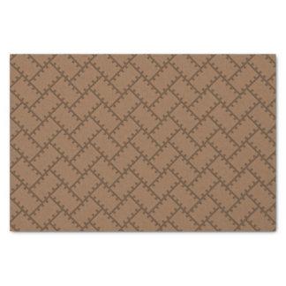 A Herringbone Pattern 11 Tissue Paper