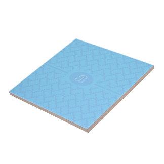 A Herringbone Pattern 14 Tile