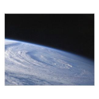 A high-oblique view photo