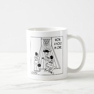 A Hole In One! Coffee Mug