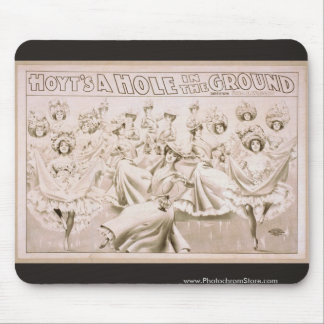 A Hole in the Ground, 'Hoyt' Vintage Theater Mouse Pad