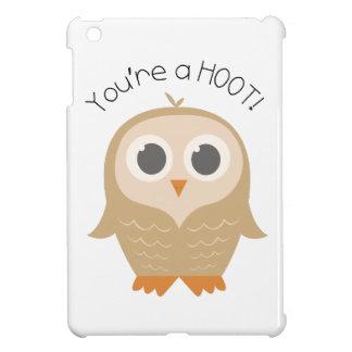 A Hoot Cover For The iPad Mini