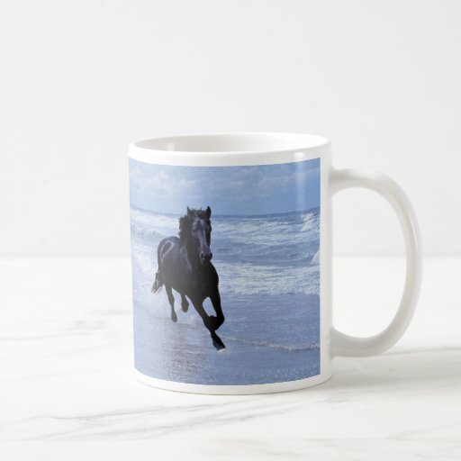 A horse wild and free mugs