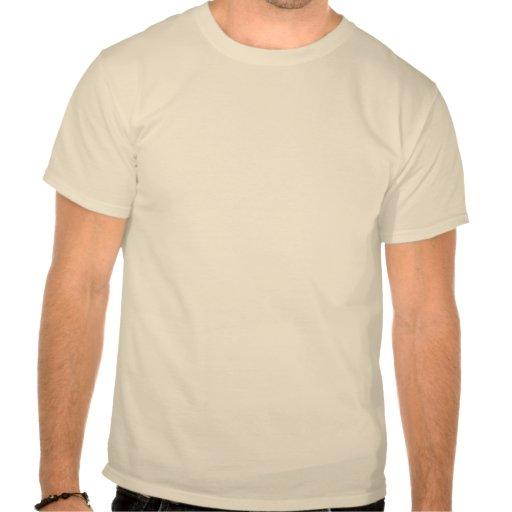 A Hot Rod, a Wolf and a Fox  T-shirt.