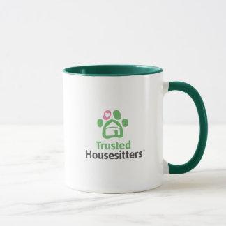 A House Is Not A Home Contrast Mug