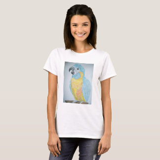 A hungry baby Macaw Parrot T-Shirt