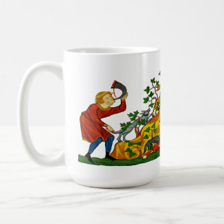 A Hunting We Will Go Coffee Mug