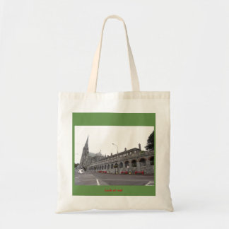 a irish sheep in cobh tote bag