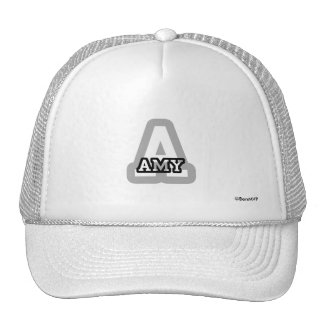 A is for Amy Cap