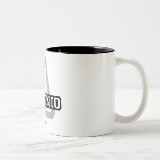 A is for Antonio Coffee Mug