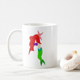 A is for Ariel Coffee Mug