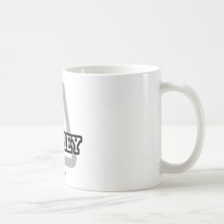 A is for Audrey Coffee Mugs