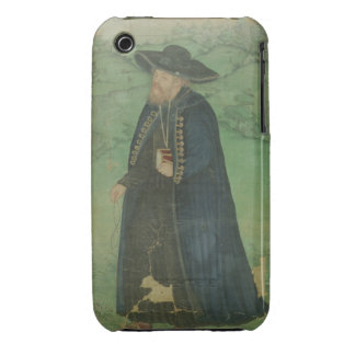 A Jesuit priest, inscribed in Persian: 'Jahangir S iPhone 3 Cases