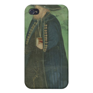 A Jesuit priest, inscribed in Persian: 'Jahangir S Cover For iPhone 4
