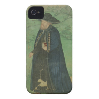 A Jesuit priest, inscribed in Persian: 'Jahangir S iPhone 4 Case