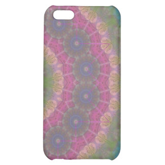 A journal Page mandala iPhone 5C Cases