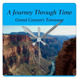 A Journey Through Time Clocks